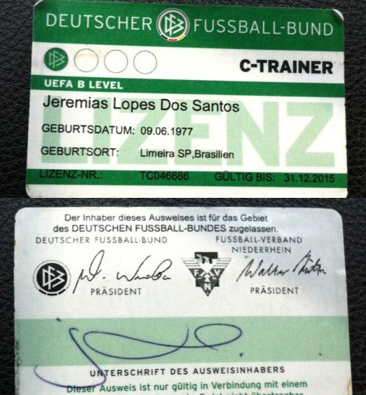 Trainerschein Fußball C Lizenz